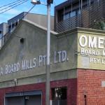 EarlSt south old mill  Former Omega Board Mills, Earl Street, North Carlton