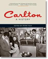 Carlton a History cover